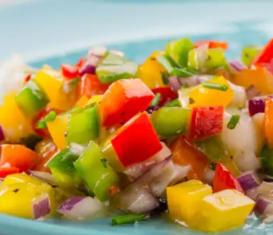 Salade à la Mangue
